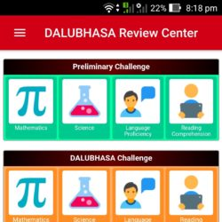 UPCAT Reviewer Mobile App